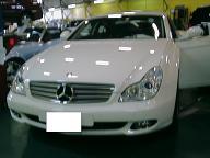 ベンツCLS500
