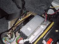ソフトトップコントロールユニット