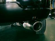 PM522 マフラーチップ