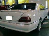 ベンツ600SEC