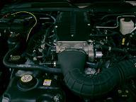 サリーンのエンジン