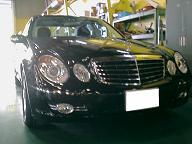 ベンツE350(W211)