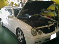 ベンツE320 W210