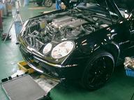 ベンツE55(W211)