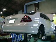 ベンツEクラス W211