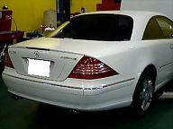ベンツCL500 W215