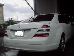 W221 ベンツS500