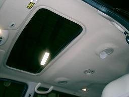 ナビゲーターの天井
