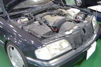 ベンツC200(W202)