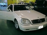 ベンツCL600