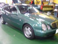 ベンツCLK200