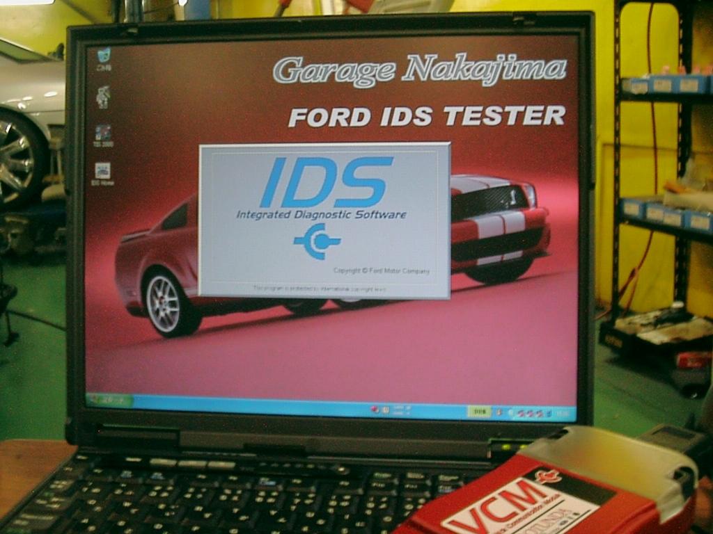 フォードテスター IDS