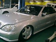 ベンツS500(W220)
