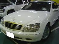 ベンツS600(W220)
