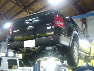 フォードエクスプローラースポーツトラック