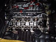 SLのエンジン