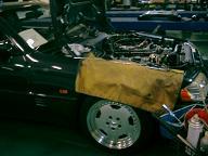 ベンツSL500 R129