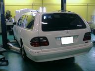 ベンツEクラスワゴン W210