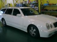 ベンツEクラス(W210ワゴン)