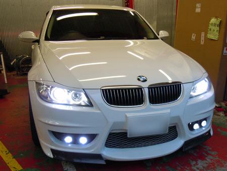 BMW 3シリーズ HID
